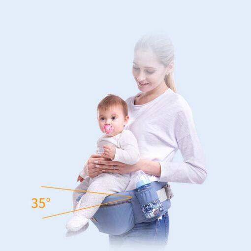 0 3 48m Portabebe Baby Carrier Ergonomic Baby Carrier Infant Baby Ergonomic Kangaroo Baby Sling For 2