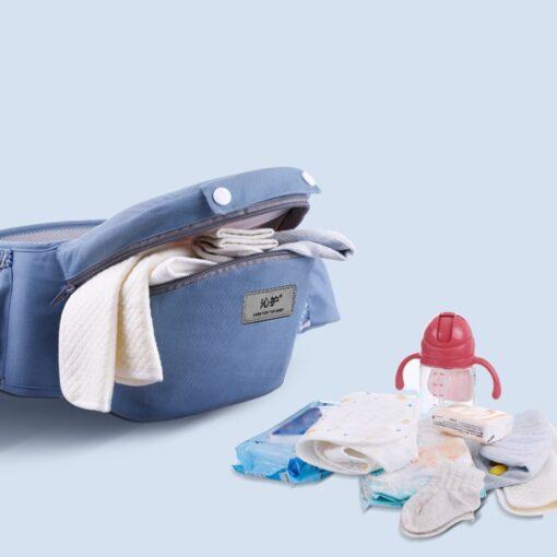 0 3 48m Portabebe Baby Carrier Ergonomic Baby Carrier Infant Baby Ergonomic Kangaroo Baby Sling For 3