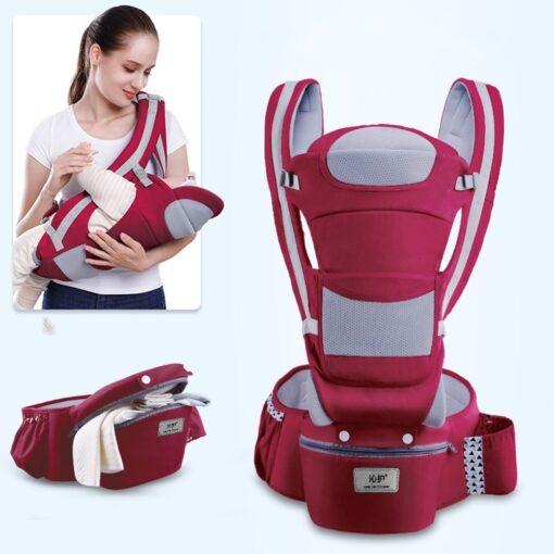 0 3 48m Portabebe Baby Carrier Ergonomic Baby Carrier Infant Baby Ergonomic Kangaroo Baby Sling For 5