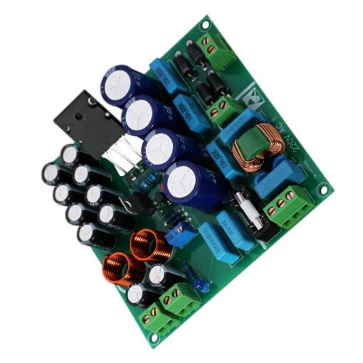 1 10A Linear Large Low Noise High Stability Current Regulated Power Supply Board Parts Accessory 1