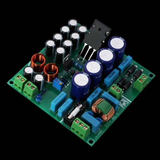 1 10A Linear Large Low Noise High Stability Current Regulated Power Supply Board Parts Accessory 2