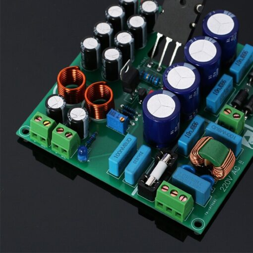 1 10A Linear Large Low Noise High Stability Current Regulated Power Supply Board Parts Accessory 4