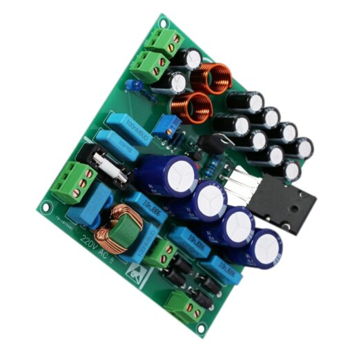 1 10A Linear Large Low Noise High Stability Current Regulated Power Supply Board Parts Accessory