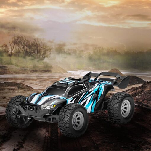 1 32 4ch 2wd 2 4ghz Mini Off road Rc Racing Car Truck Vehicle High Speed 1