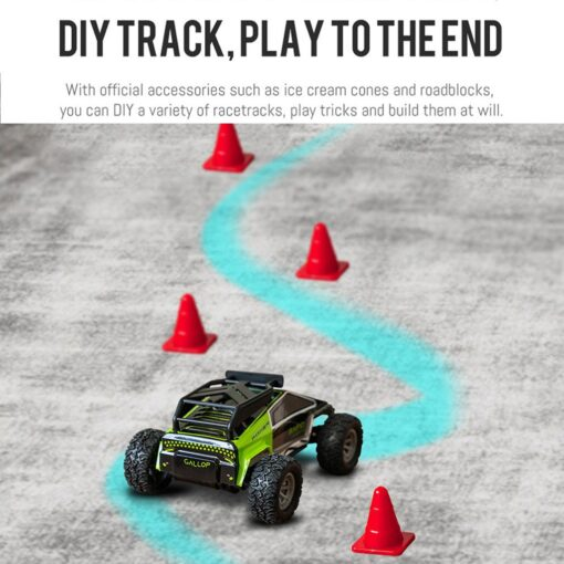 1 32 4ch 2wd 2 4ghz Mini Off road Rc Racing Car Truck Vehicle High Speed 4