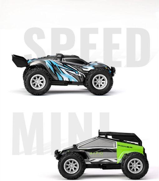 1 32 RC Car 2 4G Stunt Drift Deformation Buggy Car Rock Crawler Roll Car 360 1