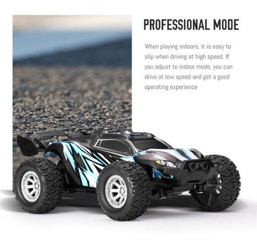 1 32 RC Car 2 4G Stunt Drift Deformation Buggy Car Rock Crawler Roll Car 360 5