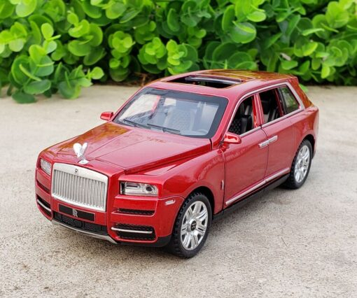 1 32 Scale Diecast Model For TheRolls Royce Cullinan Luxury Super SUV Metal Alloy Off Road 3