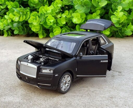 1 32 Scale Diecast Model For TheRolls Royce Cullinan Luxury Super SUV Metal Alloy Off Road 4