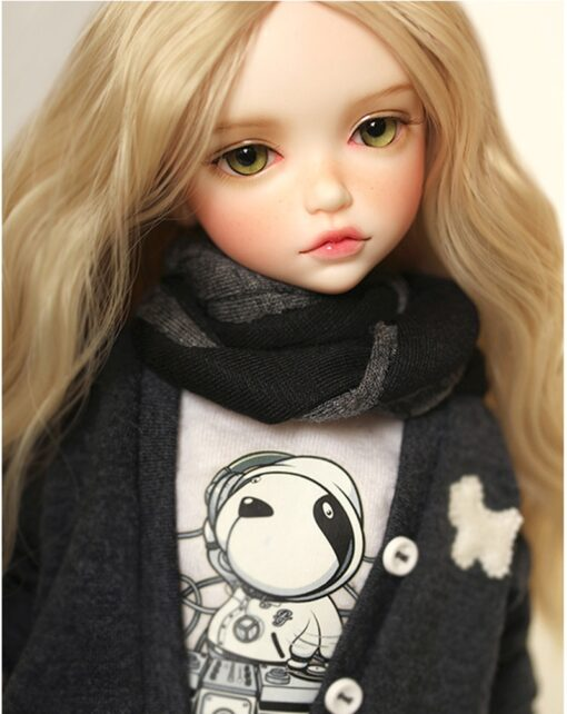 1 6 BJD Doll BJD SD Fashion BEAUTIFUL 34 5cm luoni Resin Joint Doll For Baby 2