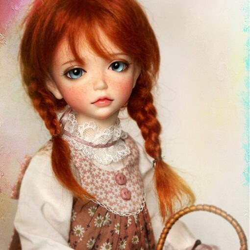 1 6 BJD Doll BJD SD Fashion BEAUTIFUL 34 5cm luoni Resin Joint Doll For Baby 3
