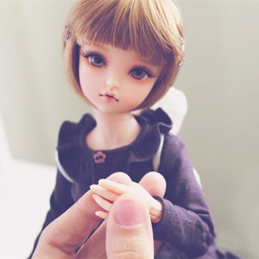 1 6 BJD Doll BJD SD Fashion BEAUTIFUL 34 5cm luoni Resin Joint Doll For Baby