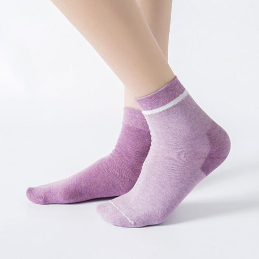 1 Pair Silicone Moisturizing Gel Heel Socks Repair Cracked Foot Dry Skin Care Protector Tool Treatment 3