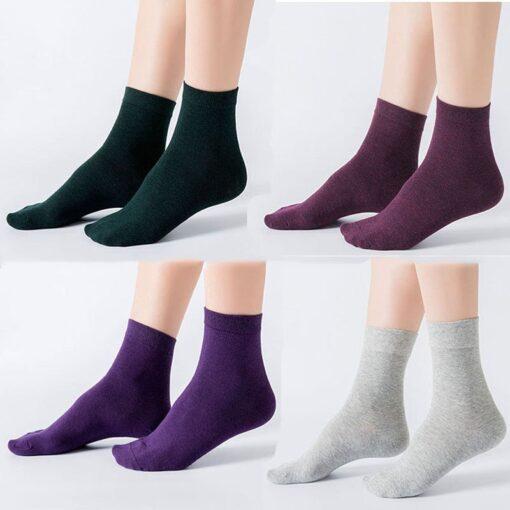 1 Pair Silicone Moisturizing Gel Heel Socks Repair Cracked Foot Dry Skin Care Protector Tool Treatment