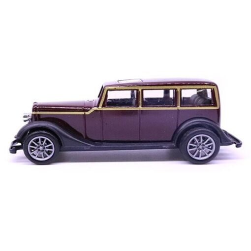 10 5CM Purple color 1 43 Scale Toy Car Metal Alloy Pull Back Diecast Classical Car 3