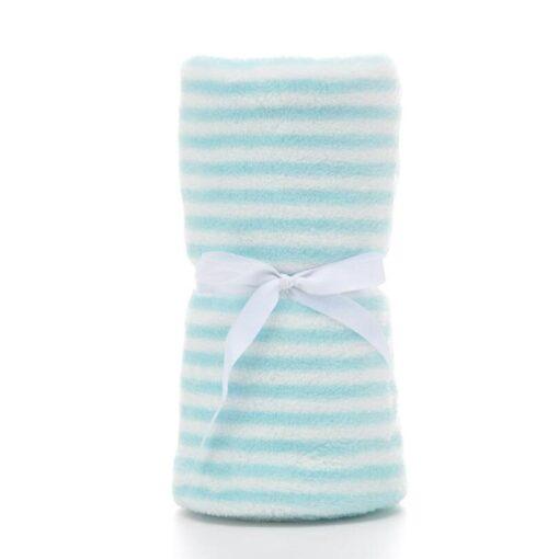 100 80cm Baby Blankets Newborn Cartoon Soft Comfortable Blanket Coral Fleece Manta Bebe Swaddle Wrap Bedding 5