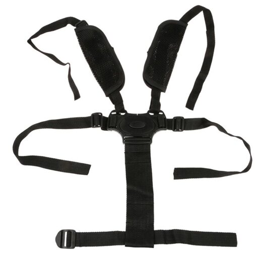 100 Brand New and High Quality 1pcs Baby Children 5 Point Harness Strap Stroller Pram Buggy 2