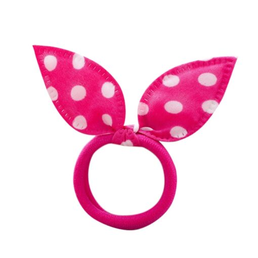 10pcs Hair Ring Rope Baby Newborn Infant Girls High Elastic Hair Bands Ponytail Holder Kids Headwear 1