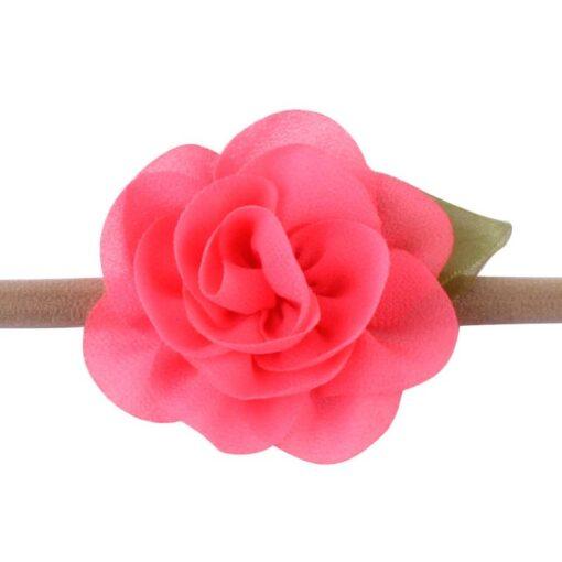 10pcs Set Baby Kids Girls Elastic Hairband Children Headwear Hair Bands For Infants Cute Flower Bowknot 5