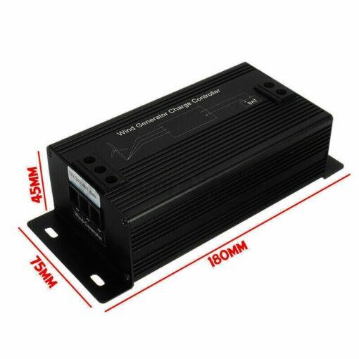 12 24 48V Wind Turbine Generator Controller Battery Charging Regulator 400 1000W 3
