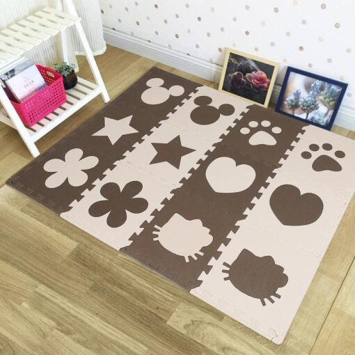 12Pcs Lot Children s Rug Summer Carpet EVA Foam Puzzle Mats Baby Play Mat Toys Floor