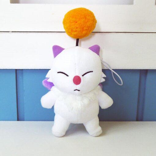 12cm Anime Final Fantasy FF15 Moogle Mogli Plush Dolls Cartoon Cosplay Plush Toy Stuffed Doll Gift