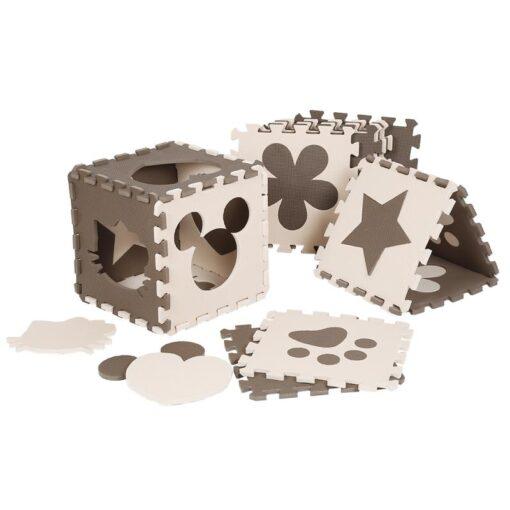 12pcs Baby Crawling Play Mat Foam Environmentally Friendly Thick Folding Mat Carpet Play Mat For Children 2