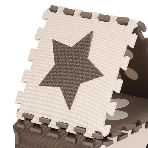 12pcs Baby Crawling Play Mat Foam Environmentally Friendly Thick Folding Mat Carpet Play Mat For Children 3