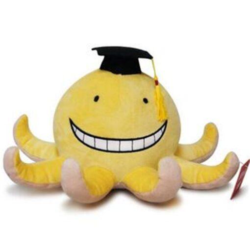 15cm Anime Plush Doll Korosensei Assassination Classroom Octopus Cosplay Mini Plush Toy Stuffed Soft Toys Christmas