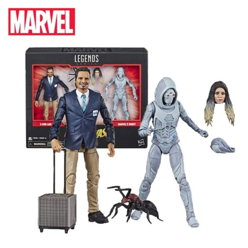 15cm Marvel Legends Series Ant Man The Wasp Movie Inspired X Con Luis Marvel s Ghost
