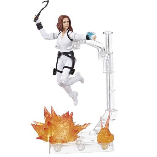 15cm Marvel Toys Hasbro Marvel Black Widow Legends Series 6 inch Collectible Black Widow Action Figure 3