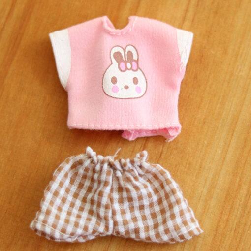 16cm Bjd Doll Clothes Fashion Princess Wedding Dress Daily Casual Wear Accessories Baby 1 12 Kids 4