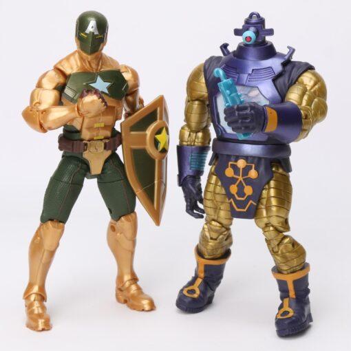 16cm Marvel Toys Marvel Legends Series Hydra Superme and Arnim zola PVC Action Figure Avengers Toy 1