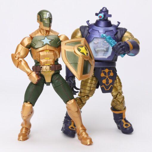 16cm Marvel Toys Marvel Legends Series Hydra Superme and Arnim zola PVC Action Figure Avengers Toy 2