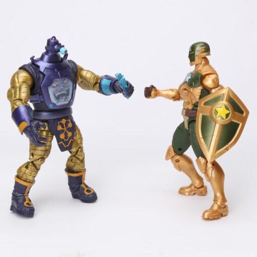 16cm Marvel Toys Marvel Legends Series Hydra Superme and Arnim zola PVC Action Figure Avengers Toy 3
