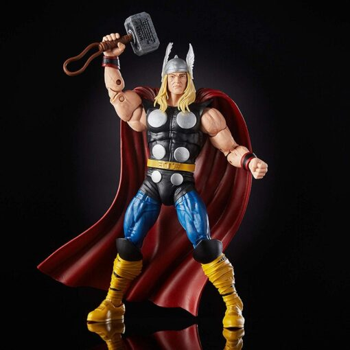17cm Marvel Comics 80th Anniversary Legends Series Vintage Comic Inspired Thor PVC Action Figure Toy Collectible 1