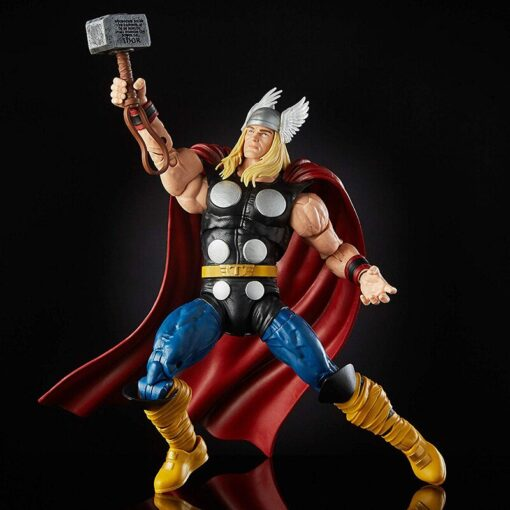 17cm Marvel Comics 80th Anniversary Legends Series Vintage Comic Inspired Thor PVC Action Figure Toy Collectible 2