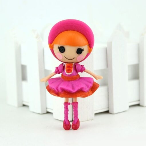 18Style Choose 3Inch Original MGA Lalaloopsy Dolls Mini Dolls For Girl s Toy Play 1