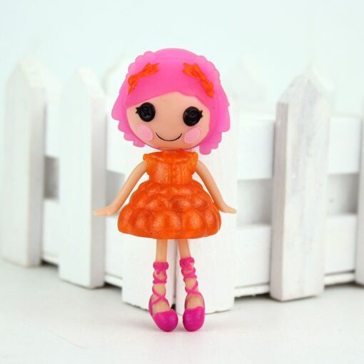 18Style Choose 3Inch Original MGA Lalaloopsy Dolls Mini Dolls For Girl s Toy Play 3