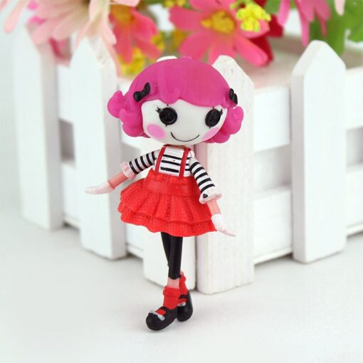 18Style Choose 3Inch Original MGA Lalaloopsy Dolls Mini Dolls For Girl s Toy Play 4