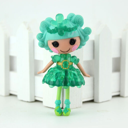 18Style Choose 3Inch Original MGA Lalaloopsy Dolls Mini Dolls For Girl s Toy Play