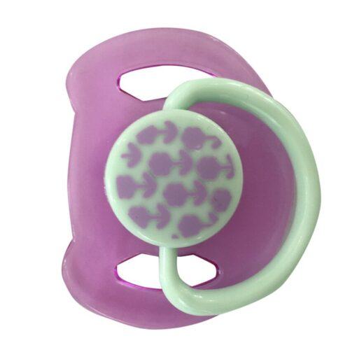 1PC Newest Simulation Reborn Baby Cute Gift Baby Nipple Fresh Food Milk Nibbler Feeder Feeding Safe 2