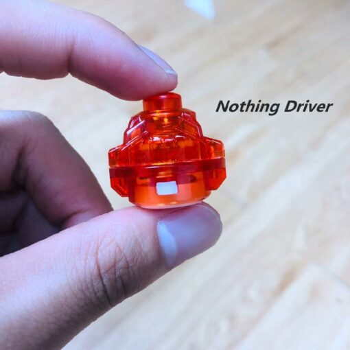 1PC Nothing Red Driver for Spinning Top Toys for Children