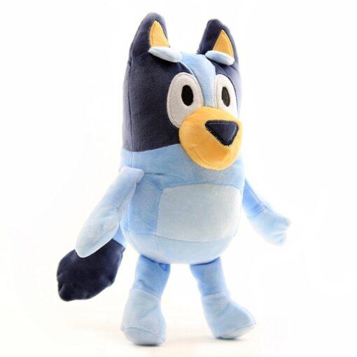 1Pair 28CM Plush Toy Cute Soft Cartoon Dog Family Stuffed Animals Dolls Baby Toys Kawaii Children 2