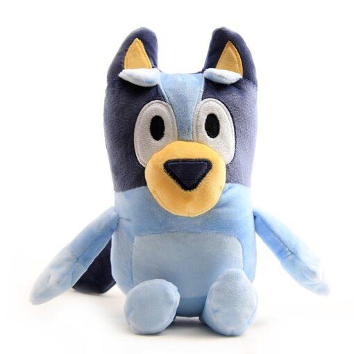 1Pair 28CM Plush Toy Cute Soft Cartoon Dog Family Stuffed Animals Dolls Baby Toys Kawaii Children 4