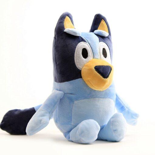 1Pair 28CM Plush Toy Cute Soft Cartoon Dog Family Stuffed Animals Dolls Baby Toys Kawaii Children 5
