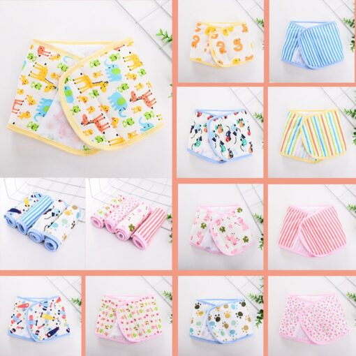 1Pc Newborn Baby Bellyband Soft Cotton Infant Belly Circumference Band Baby Umbilical Cord Protector Kids Navel 2