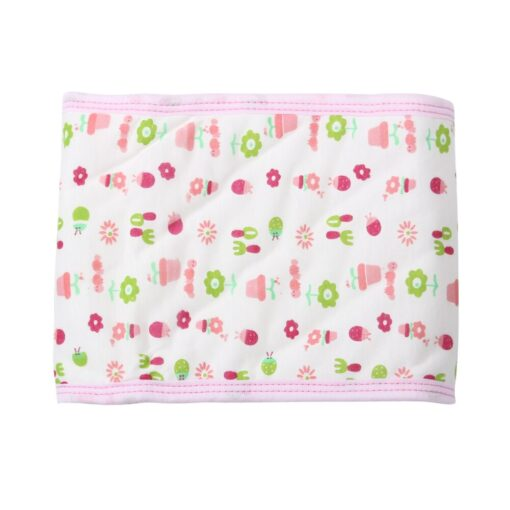 1Pc Newborn Baby Bellyband Soft Cotton Infant Belly Circumference Band Baby Umbilical Cord Protector Kids Navel 4
