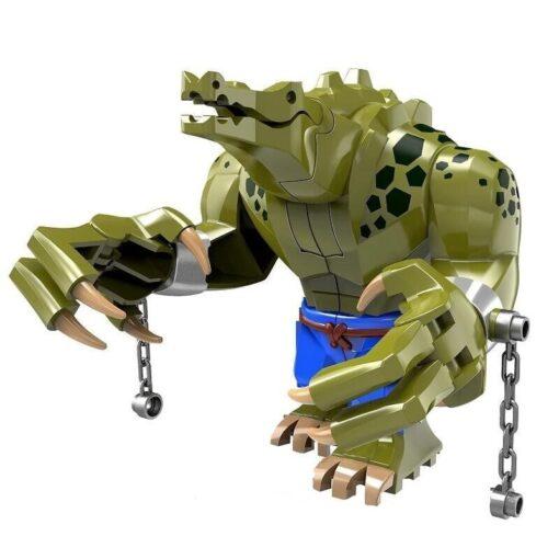 1Pc Rancor Blocks Compatible with Wild Animal Figure Set Building Blocks Bricks DIY Educational Toys for 5