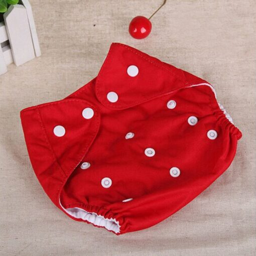1pcs Reusable Baby Infant Nappy Cloth Diapers Soft Covers Washable Free Size Adjustable Fraldas Winter Summer 3